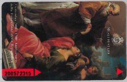 BIGLIETTO MAGNETICO MUSEI SAN MARINO (J3.6 - Tickets - Vouchers