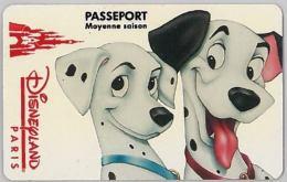 PASS DISNEYLAND PARIS (J4.1 - Tickets - Vouchers