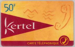 PREPAID PHONE CARD FRANCIA KERTEL (J4.4 - France