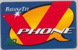 PREPAID PHONE CARD FILIPPINE (J5.1 - Philippines
