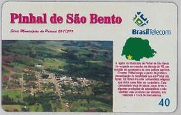PREPAID PHONE CARD BRASILE (J5.8 - Brazil