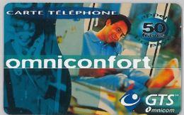 PREPAID PHONE CARD FRANCIA (J7.1 - France