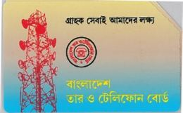 SCHEDA TELEFONICA URMET BANGLADESH (J52.3 - Bangladesh