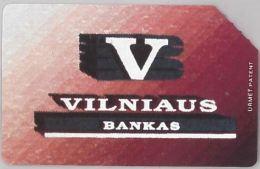 SCHEDA TELEFONICA URMET LITUANIA (J55.2 - Lithuania