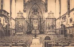 NOTRE-DAME-AU-BOIS - Intérieur De L'Eglise - Overijse
