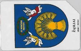 SCHEDA TELEFONICA URMET LITUANIA (J57.1 - Lithuania