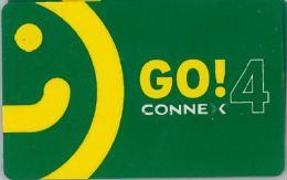 PREPAID PHONE CARD EMIRATI ROMANIA-CONNEX (U.6.3 - Romania