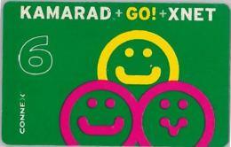 PREPAID PHONE CARD EMIRATI ROMANIA-CONNEX (U.6.4 - Romania