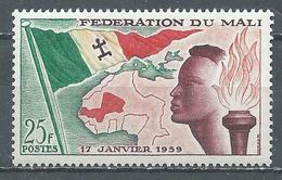 Mali YT N°1 Création De La Fédération Neuf ** - Mali (1959-...)
