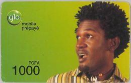 PREPAID PHONE CARD NIGERIA (U.7.4 - Nigeria