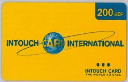 PREPAID PHONE CARD BELGIO (U.7.5 - [2] Prepaid & Refill Cards