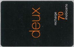 PREPAID PHONE CARD FRANCIA (U.8.6 - France