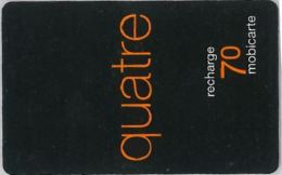 PREPAID PHONE CARD FRANCIA (U.8.7 - France