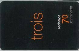 PREPAID PHONE CARD FRANCIA (U.9.2 - France