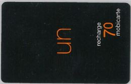 PREPAID PHONE CARD FRANCIA (U.9.3 - France