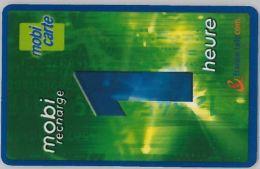 PREPAID PHONE CARD FRANCIA (U.9.6 - France