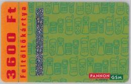 PREPAID PHONE CARD UNGHERIA (U.9.7 - Hungary