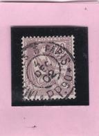 MOUCHON N° 126  + CAD PARIS IMPRIMES PP 90  - REF 17150 - 1900-02 Mouchon