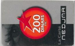 PREPAID PHONE CARD ALGERIA (U.12.4 - Algeria