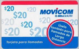 PREPAID PHONE CARD ARGENTINA (U.14.7 - Argentina