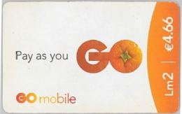 PREPAID PHONE CARD MALTA (U.16.3 - Malta