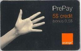 PREPAID PHONE CARD FRANCIA (U.16.6 - France