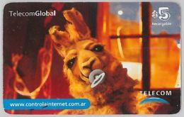 PREPAID PHONE CARD ARGENTINA (U.16.7 - Argentina