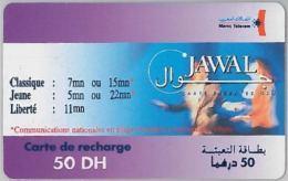 PREPAID PHONE CARD MAROCCO (U.19.2 - Morocco