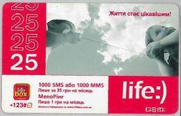 PREPAID PHONE CARD UCRAINA (U.20.2 - Ukraine