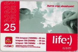 PREPAID PHONE CARD UCRAINA (U.20.3 - Ukraine