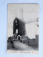 C.P.A. WORTHING : Salvington Mill Tea Rooms, Stamp In 1912 - Worthing