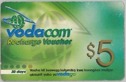 PREPAID PHONE CARD TANZANIA (U.22.1 - Tanzania