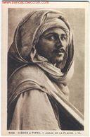 Scènes & Tipes. Arabe De La Plaine. - Postcards