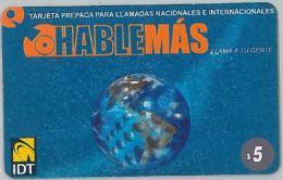 PREPAID PHONE CARD ARGENTINA (U.23.1 - Argentina