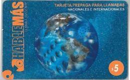 PREPAID PHONE CARD ARGENTINA (U.23.2 - Argentina
