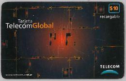 PREPAID PHONE CARD ARGENTINA (U.23.3 - Argentina
