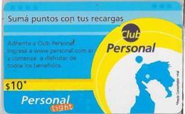 PREPAID PHONE CARD ARGENTINA (U.23.4 - Argentina