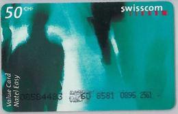 PREPAID PHONE CARD SVIZZERA (U.24.1 - Switzerland