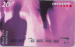 PREPAID PHONE CARD SVIZZERA (U.24.3 - Switzerland
