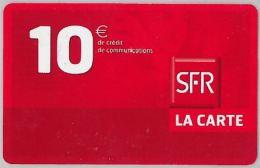 PREPAID PHONE CARD FRANCIA (U.25.6 - France