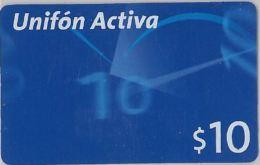 PREPAID PHONE CARD ARGENTINA (U.26.6 - Argentina