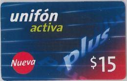 PREPAID PHONE CARD ARGENTINA (U.26.8 - Argentina