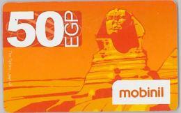 PREPAID PHONE CARD EGITTO (U.28.5 - Egypt
