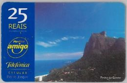 PREPAID PHONE CARD BRASILE (U.30.8 - Brazil