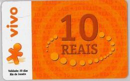PREPAID PHONE CARD BRASILE (U.32.3 - Brazil
