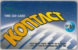 PREPAID PHONE CARD MALTA (U.32.4 - Malta