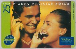 PREPAID PHONE CARD BRASILE (U.32.6 - Brazil