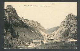 Défilé De La Cluse - Ligne Pontarlier-Vallorbe - Andere Gemeenten