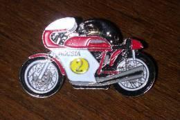 Pin's MOTO  MV AGUSTA 500 P39 - Motorräder