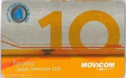 PREPAID PHONE CARD ARGENTINA (U.33.5 - Argentina